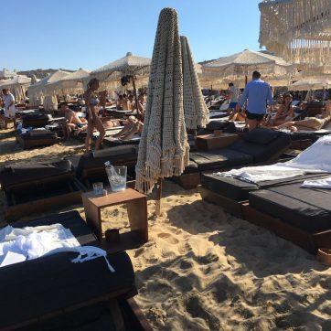 Hoteles en Mykonos (sur isla)