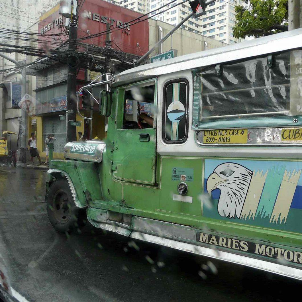 Guaguas en Manila