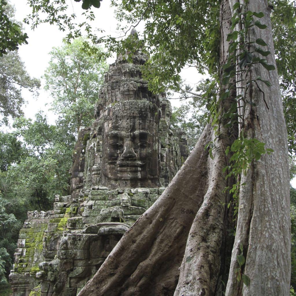 Templo de Bayon, camboya