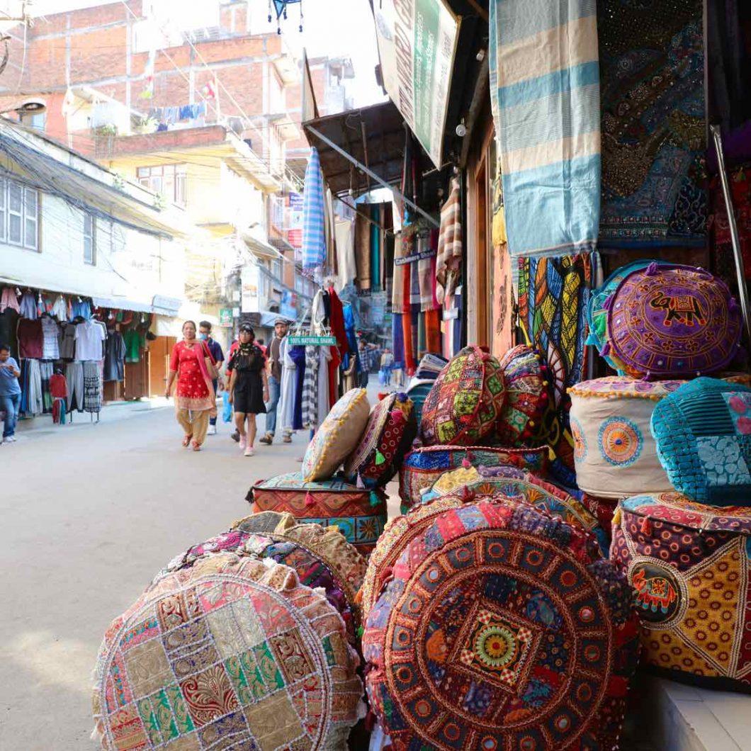 Comprar en Katmandú