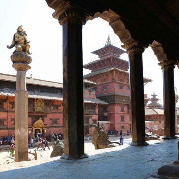 Centro histórico de Patán