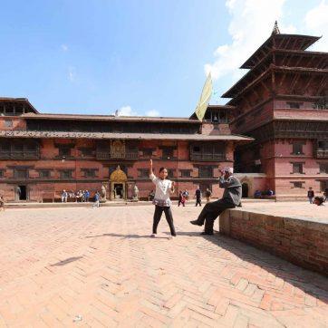 Motivos para viajar a Nepal: sonrisa gente