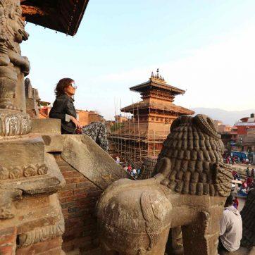 Bhaktapur, en Nepal