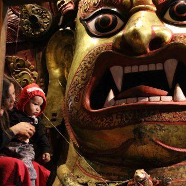 Curiosidades de Nepal: religión