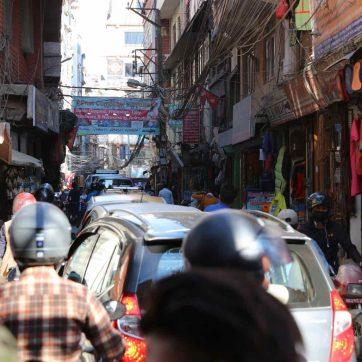 Qué ver en Katmandú: Thamel