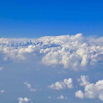 Himalaya desde el cielo