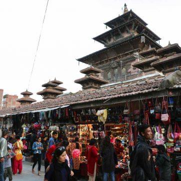 Qué ver en Katmandú: Durbar Square