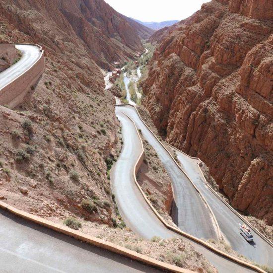 Carretera de la película Babel