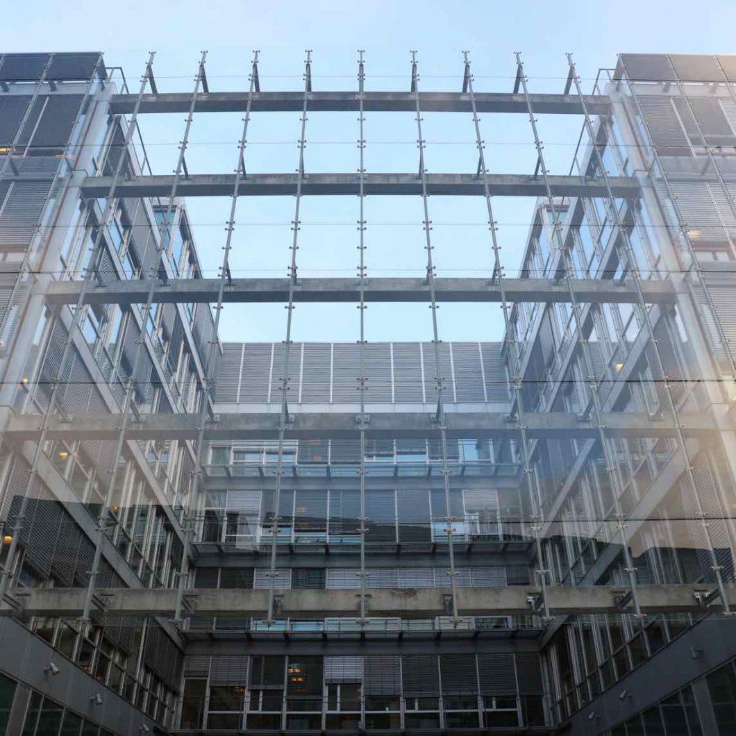 ruta de arquitectura de vanguardia en Copenhague