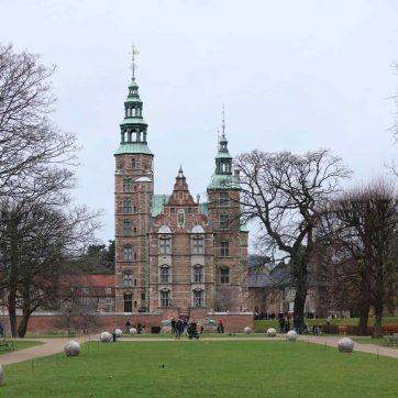 Qué ver en Copenhague, Roserborg