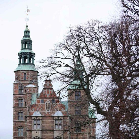 Qué ver en Copenhague, castillo de Rosergorb