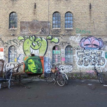 Qué ver en Copenhague; Christiania