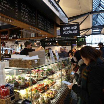Qué ver en Copenhague: Torvehallerne
