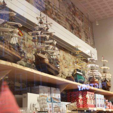 Tiendas de Copenhague: Souvenir
