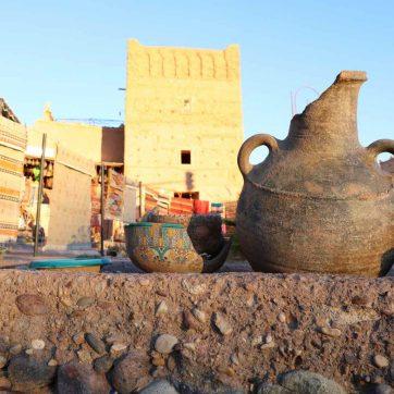 Razones para viajar a Ouarzazate: compras