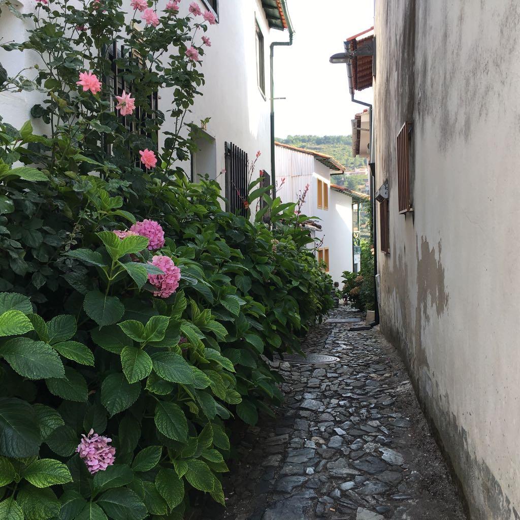 Calles de Braganza