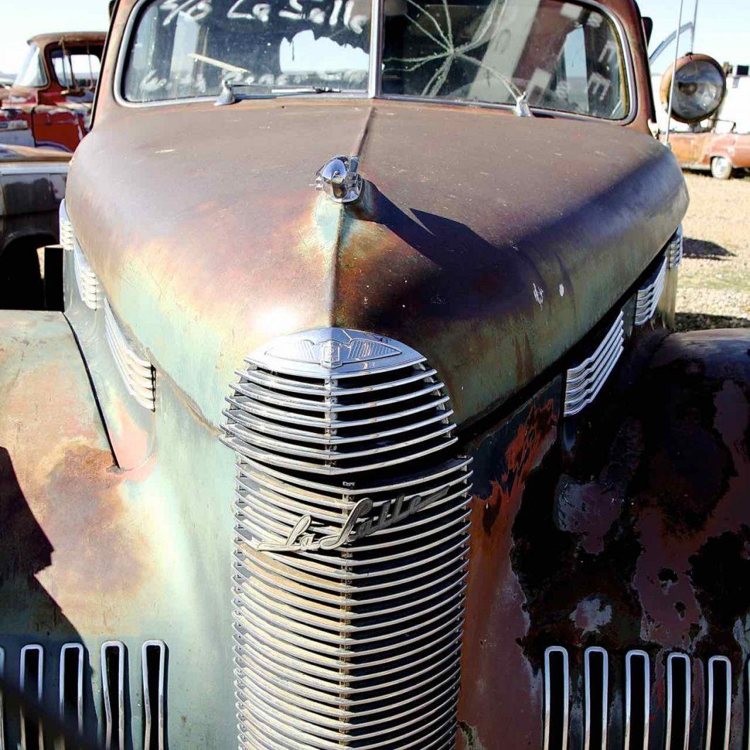 coches clásicos en EEUU