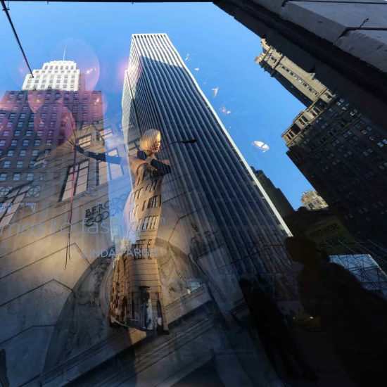 Reflejos en Nueva York