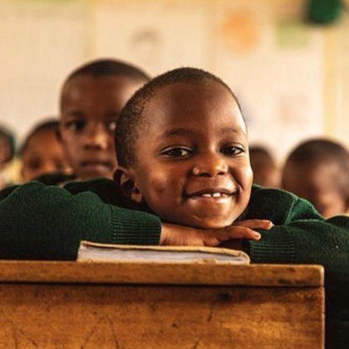 Hora de clase en Arusha, Tanzania