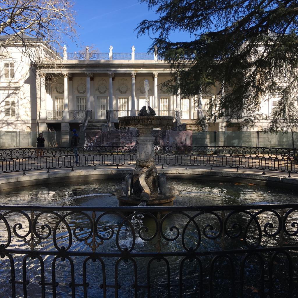 Palacio del Parque El Capricho