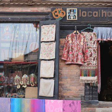 comprar chaquetas en Bhaktapur