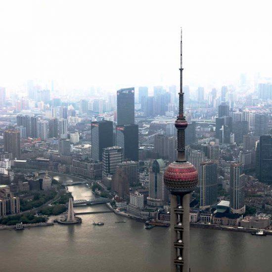 razones para conocer Shanghai