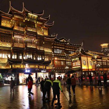 mercado de Yuyuan