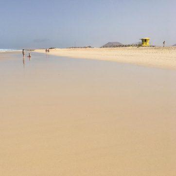 playa de las Dunas