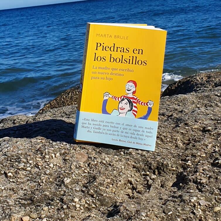 Martá Brulé firmará su libro en el mercadillo de la Fundación Aladina