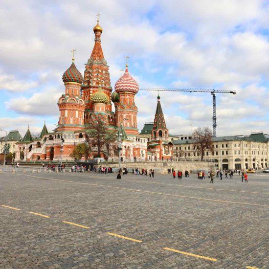 Cómo gestionar el visado a Rusia
