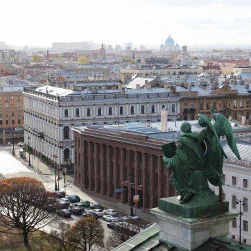 viajar a San Petersburgo por libre