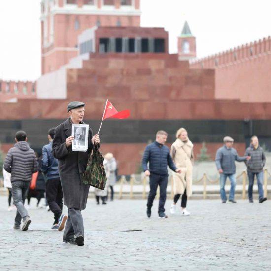 Nostalgia en Rusia