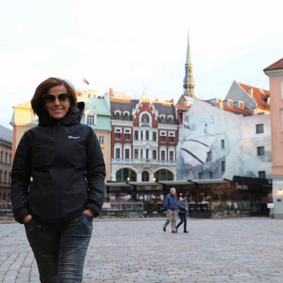 Visitar Riga, Letonia