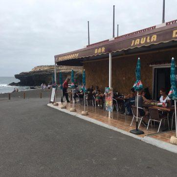 Resturante en Ajuy, Fuerteventura