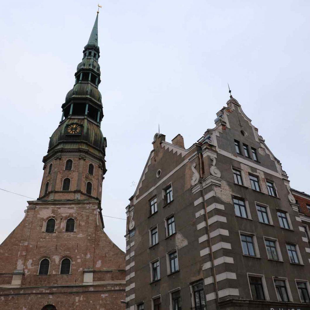 Catedral de San Jacobo en Riga