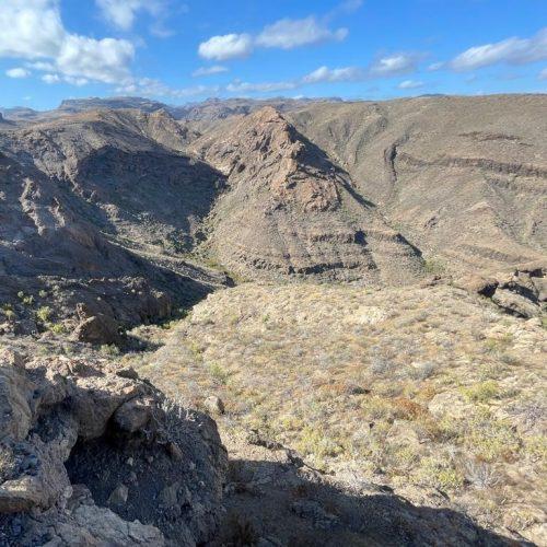 Barrancos de Gran Canaria