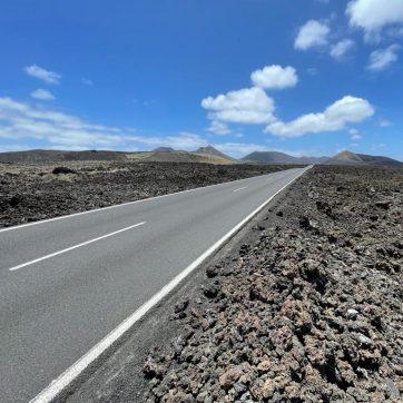 Carretera de Lanzarote
