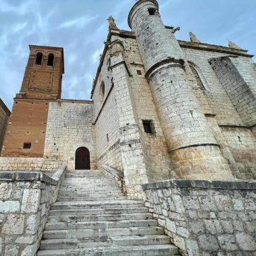 Iglesia de San Juan Antolín en Tordesillas